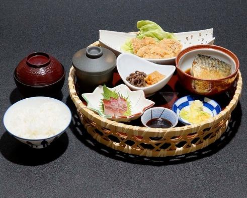 ご夕食「旬菜御膳」と朝食付プラン