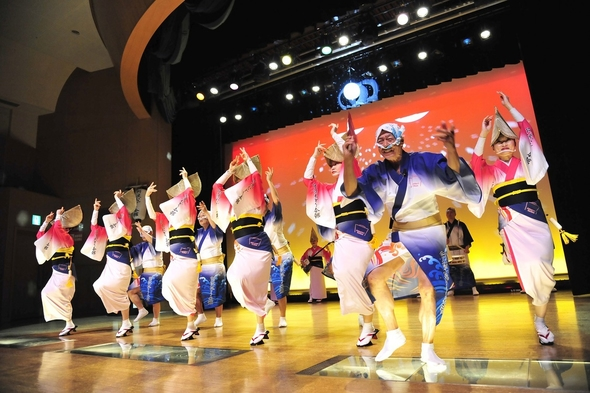 徳島といえば阿波踊り!阿波踊り満喫プラン