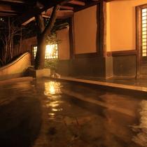 【四季の湯 館内4つの貸切風呂は全て宿泊者無料です