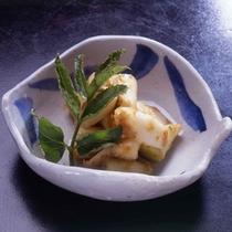 季節の和え物(料理一例)