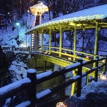 「冬の景色」冬ならではの風景です