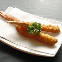 松葉ガニ カニフライ