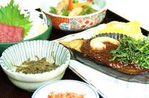 地場産の大きな米なすの八丁味噌オリジナル田楽