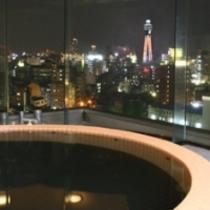 屋上展望 男性大浴場