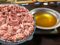 作州黒豚出汁しゃぶ