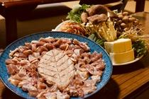 けんけん鍋(雉鍋)