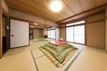 10畳二間の和室