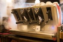 エスプレッソコーヒーマシーン