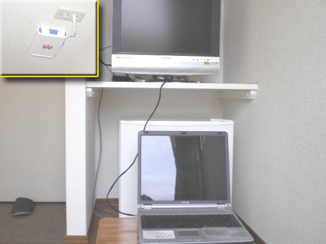 【室内有線・無線LAN】