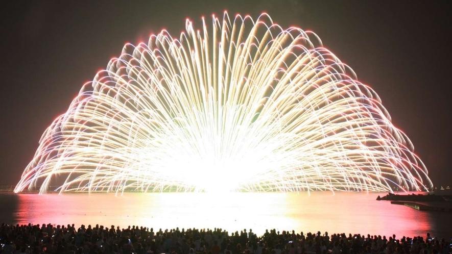 ●三国花火大会