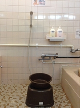 シャワー設備