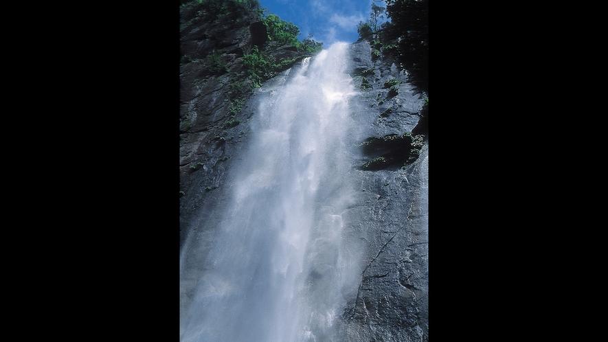 *周辺観光:行縢の滝