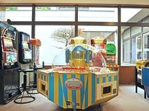 【ゲームコーナー】お子様から大人の方も楽しめるゲームコーナー