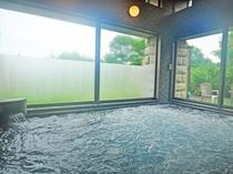 【大浴場】適度な刺激で全身がリラックスできる泡風呂