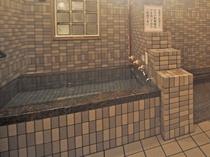 【大浴場】水風呂