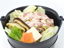 豚バラのミルフィーユ鍋