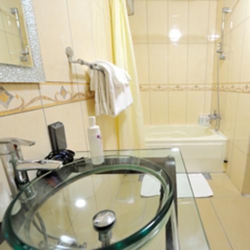 コンドミニアムスタンダード:バスルーム