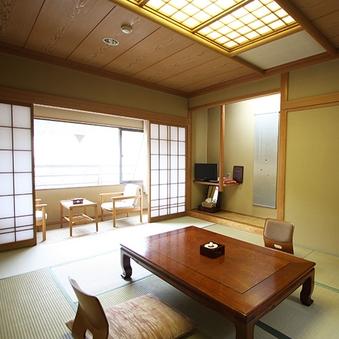 お部屋おまかせ 和室8畳または10畳・トイレ付