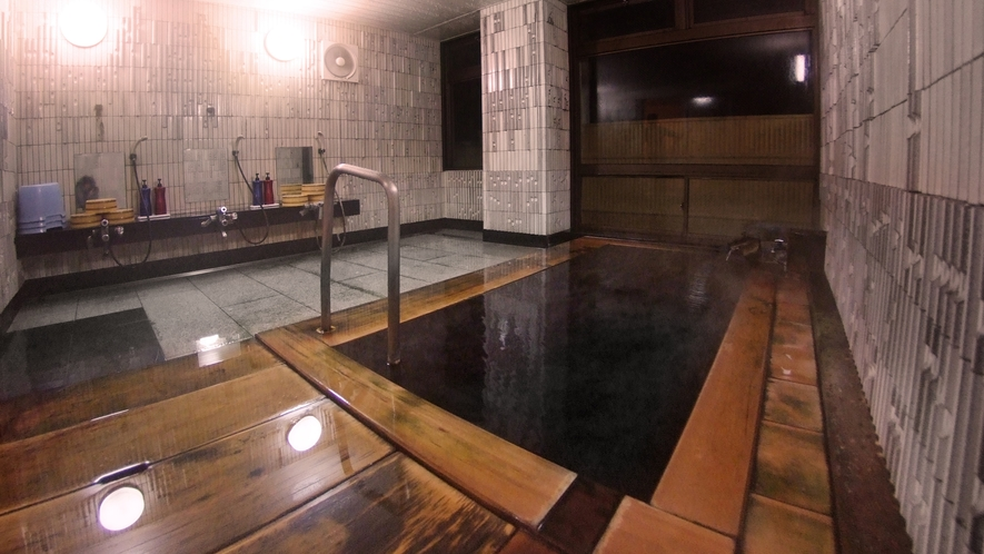 源泉かけ流しの温泉Ⅱ