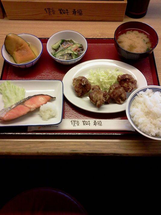 定食(3)