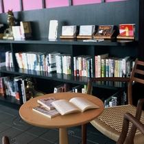 ライブラリー「旅愁」ライブラリー「旅愁」 ~多数の書物をご用意しております。~