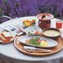 朝食〜洋食イメージ