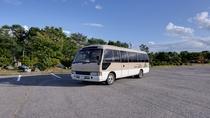 *送迎バス/団体様、無料送迎いたします。