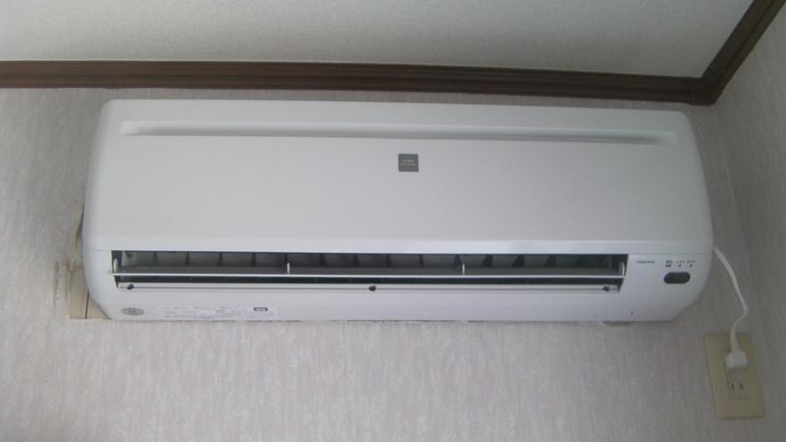 *設備/お部屋は冷暖房完備でございます。