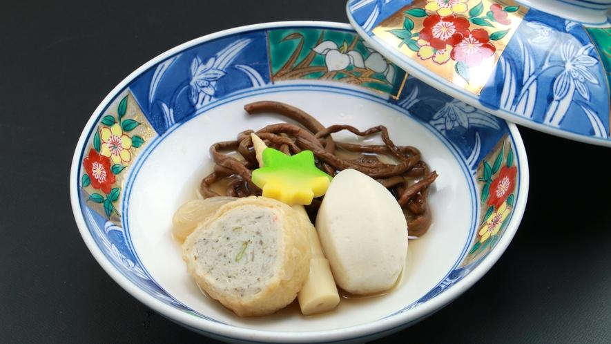 【贅沢じゃんご料理】手間暇かけた山里のごちそう料理