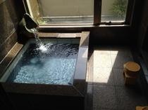貸切風呂(亀の湯)