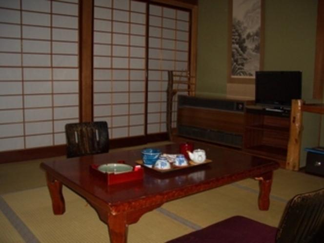 8畳の部屋の一例