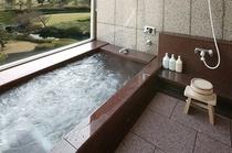 展望温泉個室風呂(貸切り風呂)