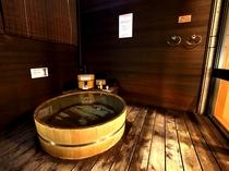 【クラブハウス本館】スタンダードツイン客室露天風呂