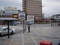 西条駅眺め