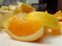 毎日のフレッシュフルーツ