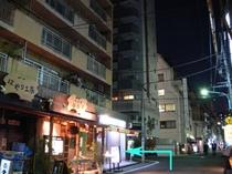 食事処香奈屋(A1出口3枚目)