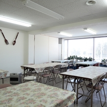 【施設】食堂