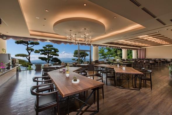 【夏旅セール】スタンダードプラン【富士山眺望の和室】と和食会席料理