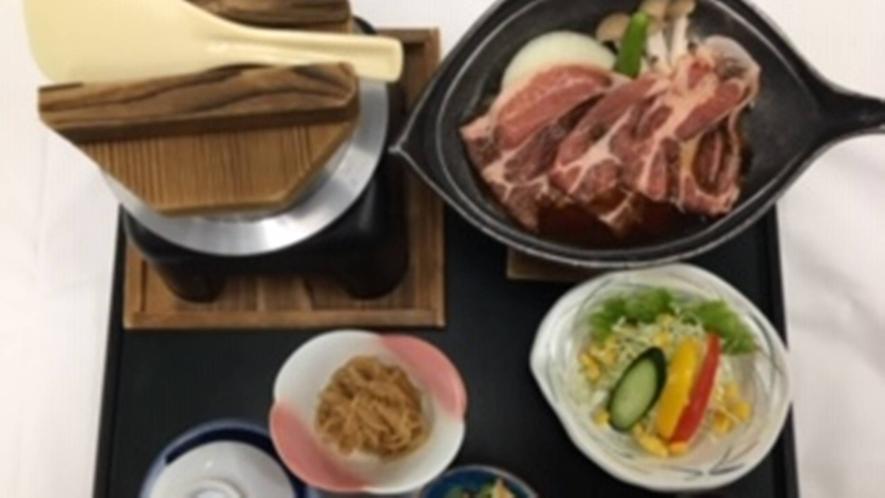 *選べる定食プラン/焼肉定食