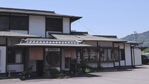 【めん処矢磨樹】当館より徒歩5分のところにあるお食事処です