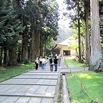 *中尊寺/国宝・重要文化財を伝える東日本随一の平安仏教美術の宝庫