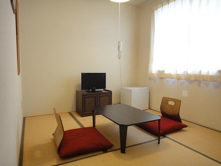 【 禁煙 】和室4.5畳(洗浄機能付トイレ)