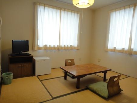 【 禁煙 】和室6畳(洗浄機能付トイレ)