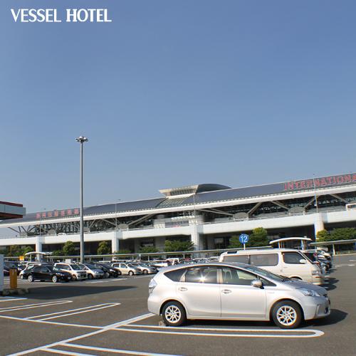 福岡空港★公共機関で約35分