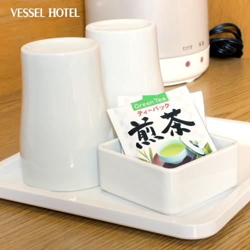 お部屋でお茶をゆっくりお飲みください★