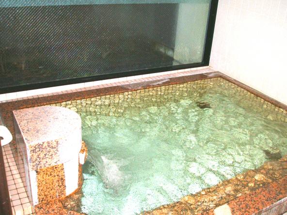女性大浴場(1F)