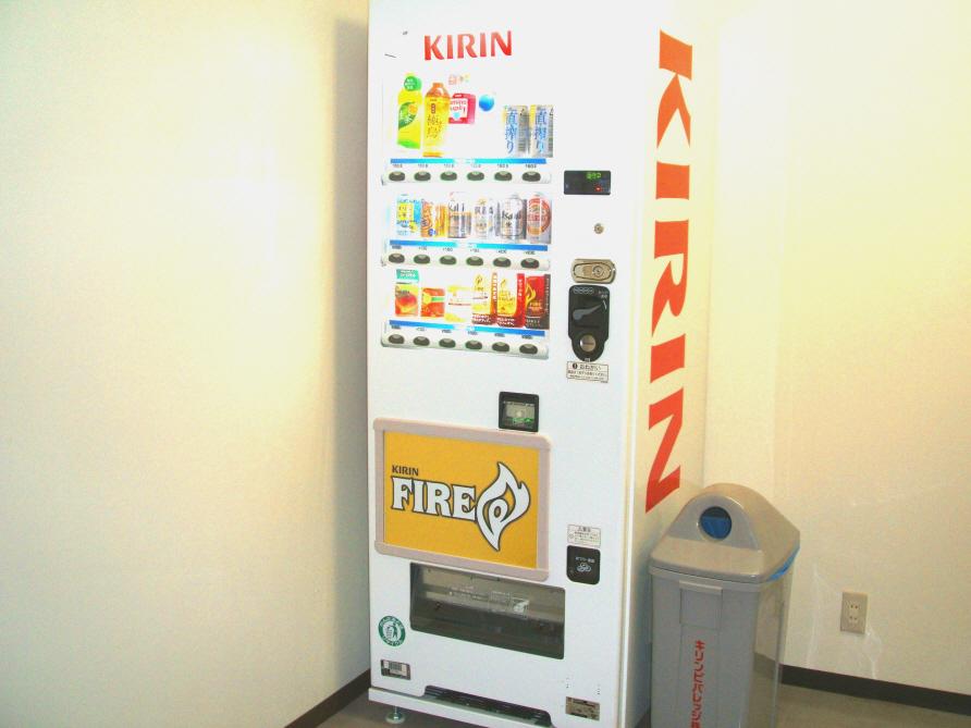 自動販売機(3F)