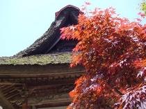 秋の御岳山