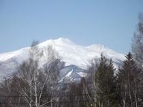 雪景色の乗鞍2(イメージ)