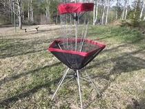 ディスクゴルフ(専用ゴール)イメージ
